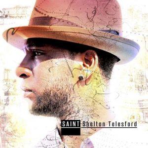 CD Cover SAINT cd baby
