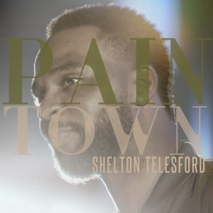 Pain town single cover